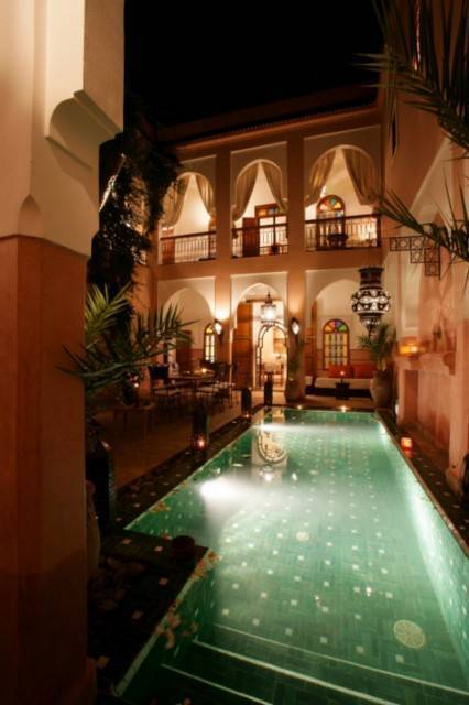 Riad Zagouda, Marrakech, Morocco, reservations for winter vacations in Marrakech